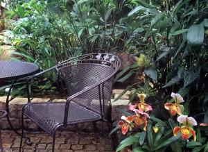 Оранжерея для орхидей